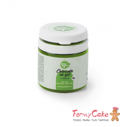 Colorante Gel Verde 50gr PastKolor