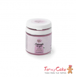 Colorante Gel Rosa 50gr PastKolor