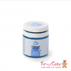 Colorante Gel Azul 50gr Pastkolor