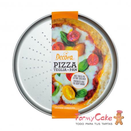 Bandeja Para Pizza 32cm Decora