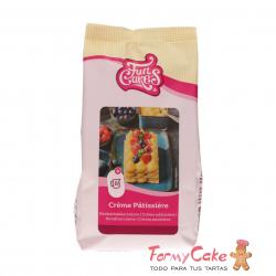Preparado Crema Pastelera 500gr Funcakes