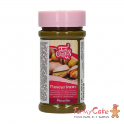 Aroma En Pasta Pistacho 80gr Funcakes