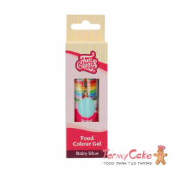 Colorante Gel Baby Blue 30g Funcakes