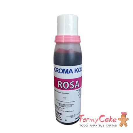 Colorante para Aerógr. Rosa 118ml Kopykake