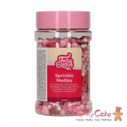 Sprinkle Medley -Amor- 180g Funcakes