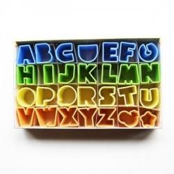Cortantes Alfabeto 2,5 cm Stadter