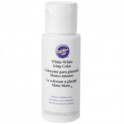 Colorante Gel Blanco Wilton 59ml