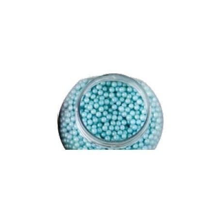 Perlas Azules 100gr Decora