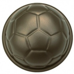 Molde Metal Stadter MiniBalón Fútbol 9cm