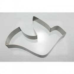 Cortante Paloma Blanca 13 cm Cutter