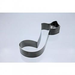 Cortante Nota Musical 9 cm Cutter