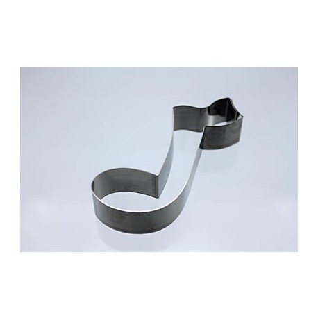 Cortante Nota Musical 9 cm Cutter