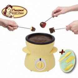Máquina Fondue Chocolate Bestron Sweet Dreams