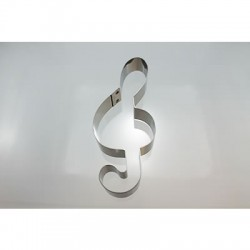 Cortante Clave Sol 12,5 cm Cutter