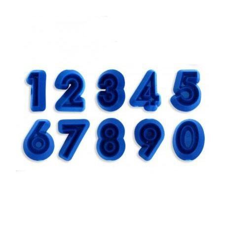 Cortantes Números 2cm JEM