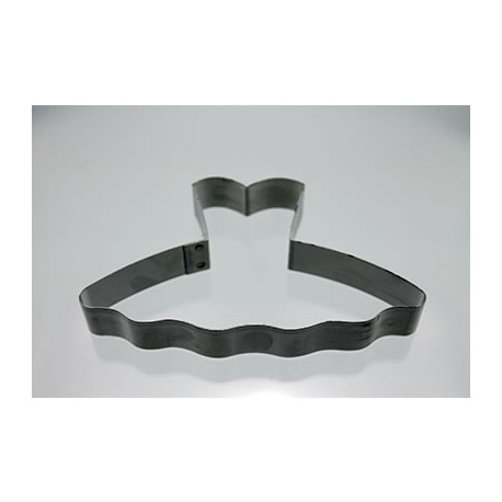 Cortante Vestido Bailarina 12,5 cm Cutter