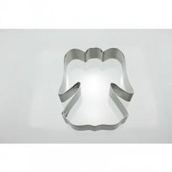 Cortante Angelito Túnica 8 cm Cutter