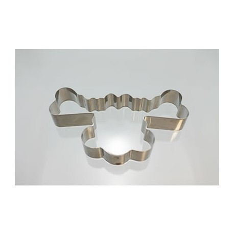 Cortante Cabeza Reno 12 cm Cutter