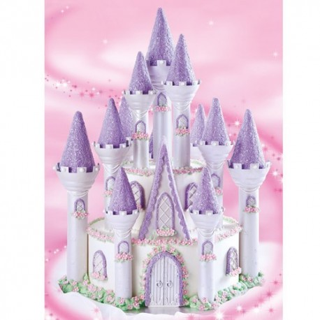 Set Castillo Ensueño 32pz Wilton