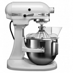 KitchenAid Robot Heavy Duty 4,8L Blanco