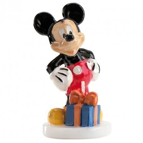 Vela Mickey Dekora 8,5cm