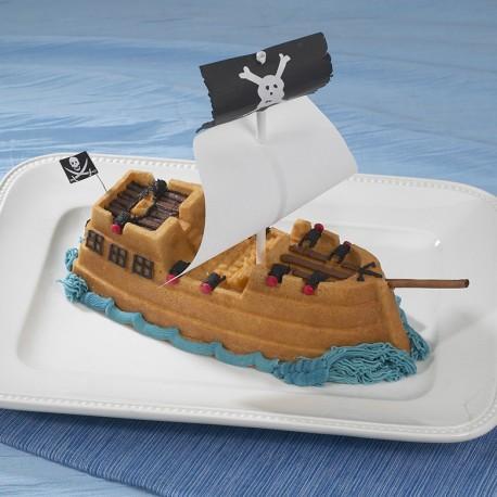 Nordic Ware Barco Pirata Bundt Pan