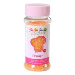 Cristales De Azucar Naranja 80gr Funcakes