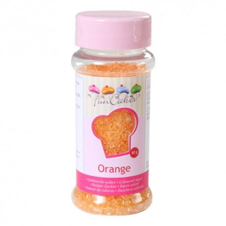 Azúcar Naranja 80gr Funcakes