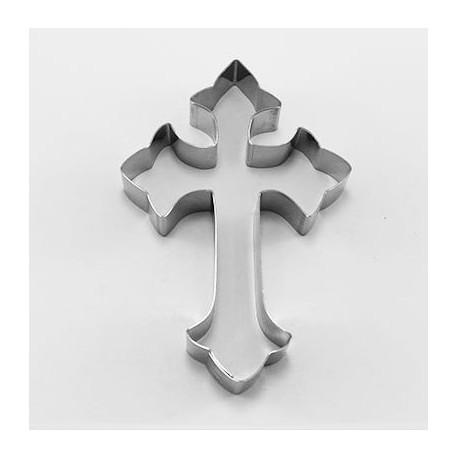 Cortante Cruz Gótica 10cm Cutter