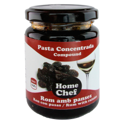 Pasta Home Chef Ron con Pasas