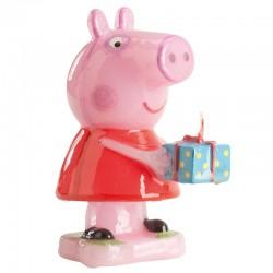 Vela Peppa Pig Dekora 8cm