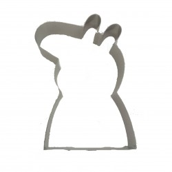 Cortante Peppa Pig 10cm Cutter