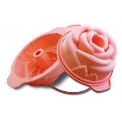 Molde Silicona Rosa Silikomart