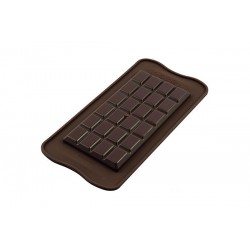 Molde Silicona Tableta Chocolate Silikomart