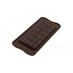 Molde Silicona Tableta Chocolate Silikomart