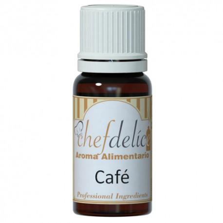 Aroma de Café 10ml Chef Delice
