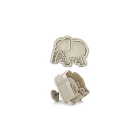 Cortante Elefante 6 cm Stadter