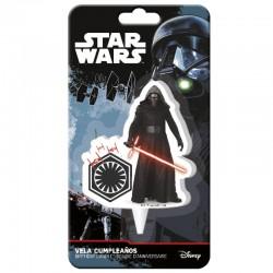 Vela Kylo Ren Star Wars Dekora 7cm