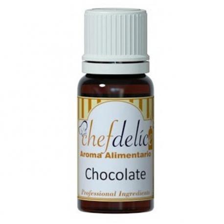 Aroma de Chocolate 10ml Chef Delice