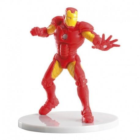 Figura Iron Man Avengers Dekora 9cm