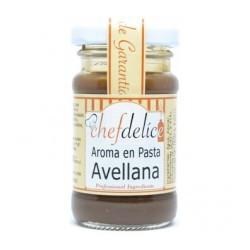 Aroma en Pasta de Avellana 50gr Chef Delice