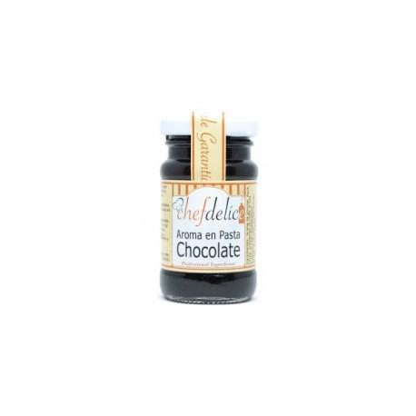 Aroma en Pasta de chocolate 50gr Chef Delice