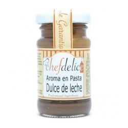 Aroma en Pasta de Dulce de Leche 50gr Chef Delice