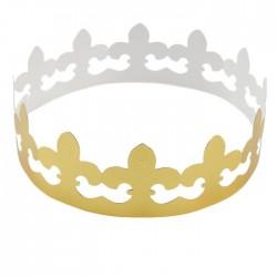 Caja Corona para Roscón de Reyes 100ud