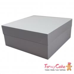 Caja Blanca para Tartas 30x40x15cm FormyCake