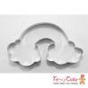 Cortante Nube de Arcoiris 11,5cm Cutter