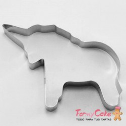 Cortante Unicornio 11cm Cutter