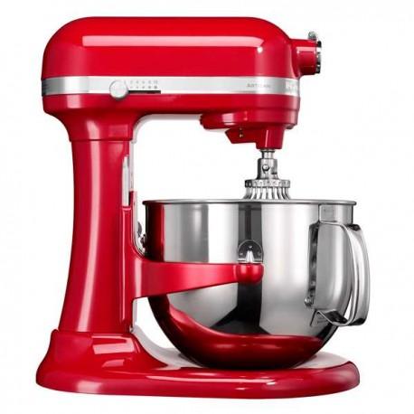 KitchenAid Artisan rojo Profesional 6,9L