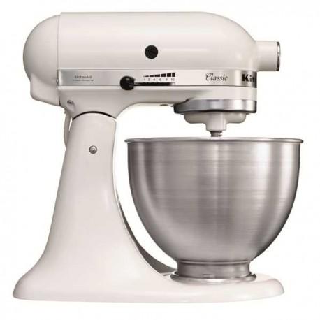 KitchenAid Robot classic 4,83L blanco