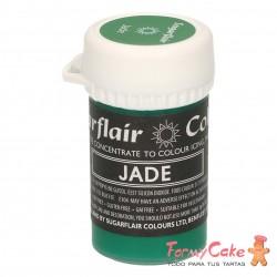 Colorante Pasta Jade Sugarflair 25gr